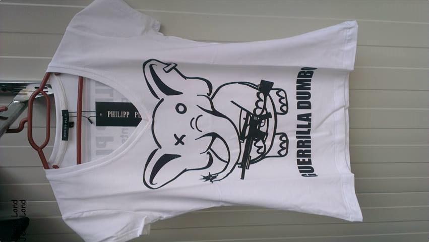 Дамска тениска PHILIPP PLEIN СЛОНЧЕ