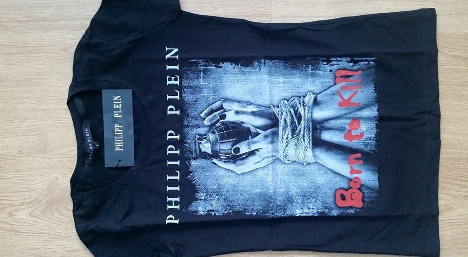 Дамска тениска PHILIPP PLEIN 2009