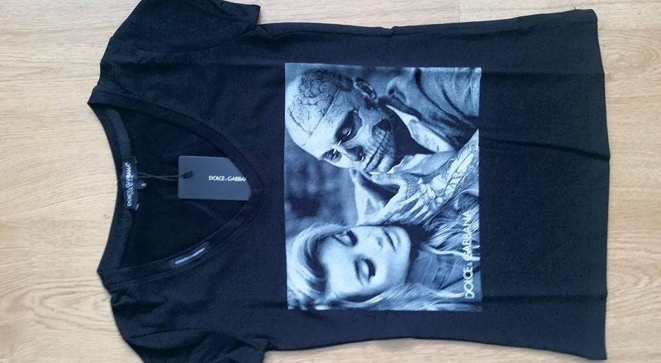 Дамска тениска Дамска тениска D&G Koд1