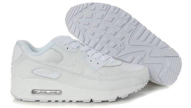 Маратонки Nike Air Max Бели Код 555