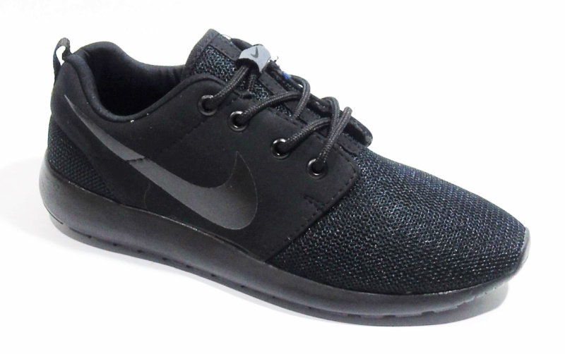 Маратонки Nike Roshe чисто черни