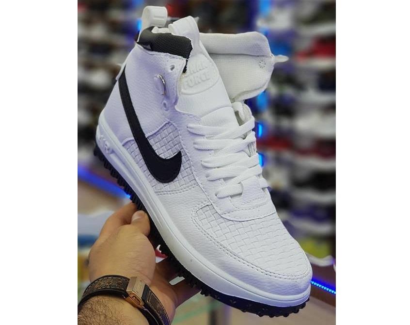 Високи Кецове Nike Lunar Force Код 105