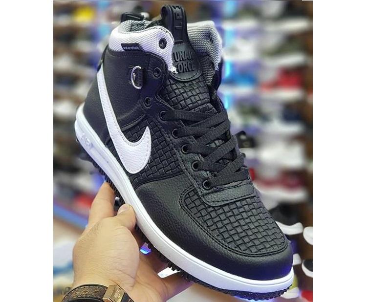 Високи Кецове Nike Lunar Force Код 103