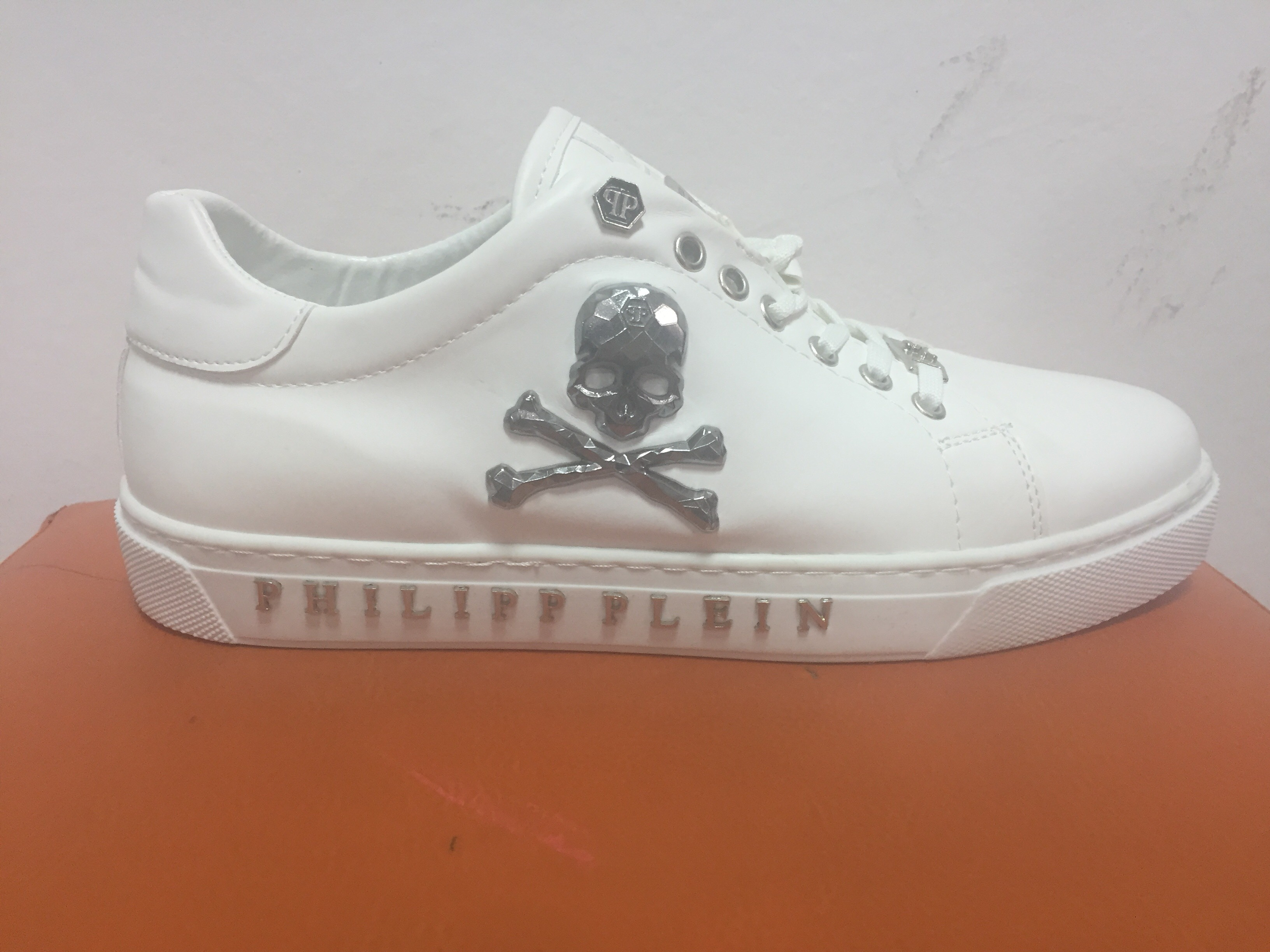 Мъжки обувки Philipp Plein Air Force High Sneakers