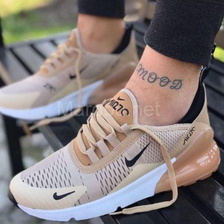 Mаратонки Nike Air Max 270 златисто